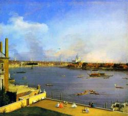 Canaletto - London