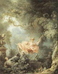 Jean Honore Fragonard - The Swing