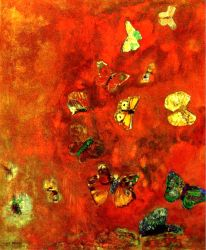 Redon - The Evocation Of Butterflies