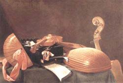 Still'life With Musical Instruments 2