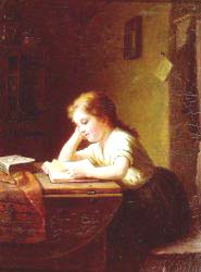 The Reading Girl 2