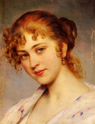 A Portrait Of A Young Lady