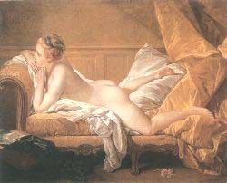 Girl Reclining (Louise Orsquo;Murphy)