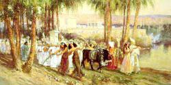 An Egyptian Procession