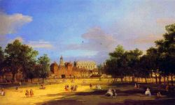 London - The Old Horse Guards And Banqueting Hall