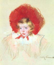 Child With A Red Hat