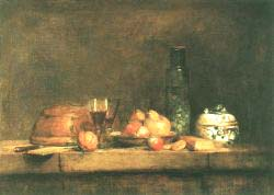 Still'Life With Jar Of Olives