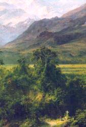 Heart Of The Andes (detail)