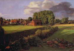 Golding Constable-s Flower Garden