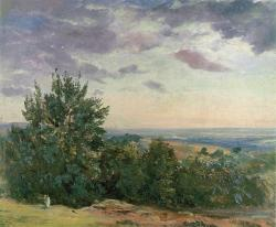 Hampstead Heath - Looking Towards Harrow