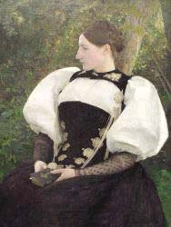 A Woman From Bern - Switzerland