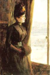 A Portrait Of Madame Vallery-Radot