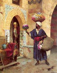 The Flower Merchant