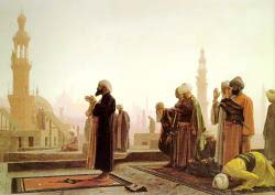 Prayer In Cairo