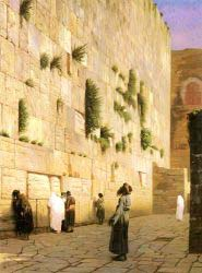Solomon-s Wall Jerusalem (The Wailing Wall)