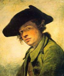 A Young Man In A Hat
