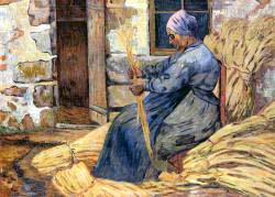 Basket Maker - Damiette