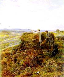 The Grouse Shoot