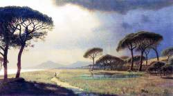 Morning LIght - Roman Campagna