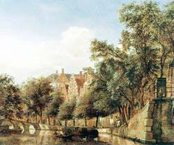 View Of The Herengracht - Amsterdam
