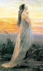 The Lament Of Jephthah-s Daughter