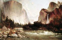 Fishing On The Merced River