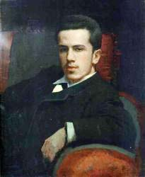 Portrait Of Anatoly Kramskoy - The Artist-s Son