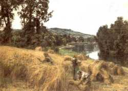 The Harvest By The Marne