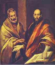 St Paul And St Peter