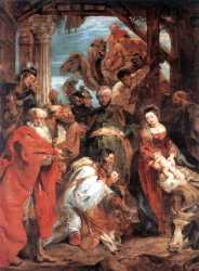 Adoration Of The Magi 2