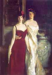Ena And Betty - Daughters Of Asher And Mrs. Wertheimer