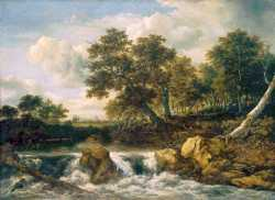 Landscape With Waterfall 2