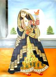 A Persian Nautch Girl