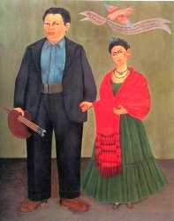 Frida Y Diego Rivera