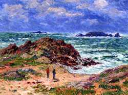 By The Sea In Southern Brittany