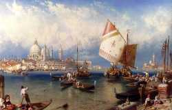 A Market Day On The Giudecca Venice