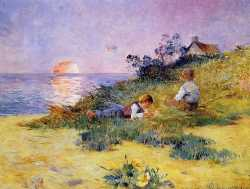 Children On A Dune