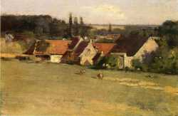 Farmhouse At Grez