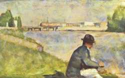 Banks Of The Seine At Suresnes