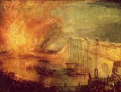 The Burning Of The House Of Lords And Commons 2