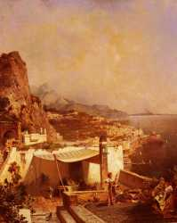 Amalfi - The Gulf Of Salerno 2