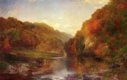 Autumn On The Wissahickon