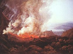 Outbreak Of The Vesuvius