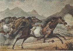 Cavalry Charge Of Guaicurus