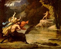 Nessus And Heracles