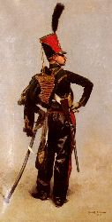 A Napoleonic Officer