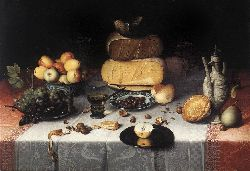 Still'Life With Cheeses