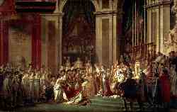 Consecration Of Emperor Napoleon - (Coronation Of The Empress Josephine)