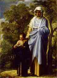 The Virgin And St Anne