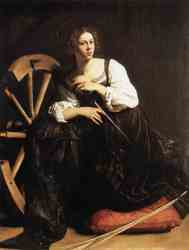 St Catherine Of Alexandria 2